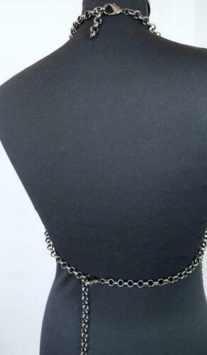 Details about  /Sexy Belly Beach Bikini Necklace Waist Body Chain Jewelry Chain Clothing