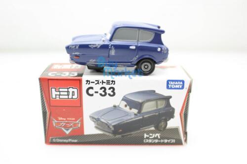 Tomica Takara Tomy Disney Mini PIXAR CARS 2 C-33 Tonbe Diecast Toy VX449973