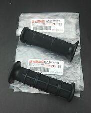New OEM Yamaha Grips Raptor Grizzly Warrior Blaster Banshee YFZ 450 660 700 350