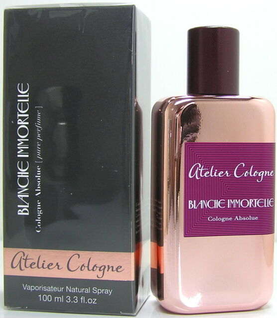 Atelier Cologne Blanche Immortelle 100 ml Cologne Absolue Spray