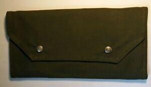 Vinyl Military Vehicle Document Holder Wallet 2590998006793