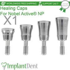 Healing Cap For 35mm Nobel Biocare Active Hex Np Dental