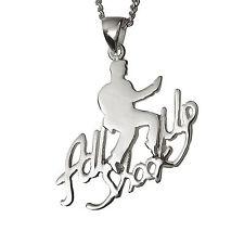 Elvis Presley -  All Shook Up Pendant - Silver