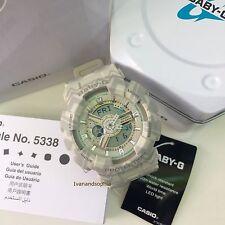 Casio Baby-G * BA110TP-8A Anadigi Tribal Pattern Beige MOM17 COD PayPal