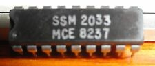 SSM2033 VCO chip NOS (Korg MP4 Monopoly...)
