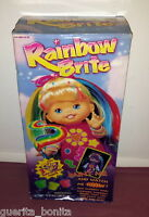 Up Up & Away Rainbow Brite 15 Doll Color Glo Paints Purple Dress - Glow Bright