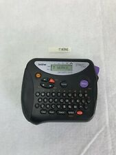 Brother P Touch Label Maker Model Pt 1170 Electronic Labeling System With Case