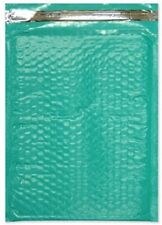 250 0 Green Poly Bubble Mailers Envelopes Bags 6x10 Extra Wide Cd Dvd 6x9
