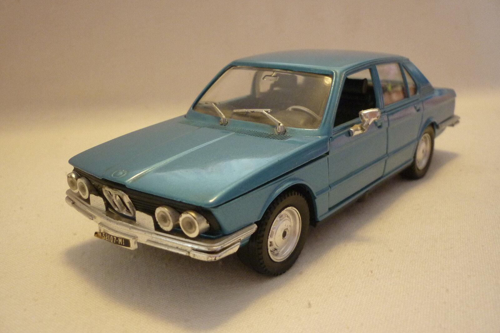Polistil S 88 - Metal Model - BMW 525 Berlina 1 24 1 25 (5.div-15)