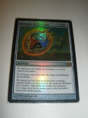 1 PLAYED Coalition Relic Artifact Future Sight Mtg Magic Rare 1x x1