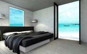 Ocean Duo Wasserbett, Wasser, Bett, Schlaf, Doppelbett, Schlafen ...