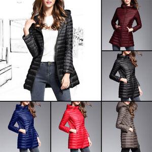 NEW-Womens-Duck-Down-Ultralight-Winter-Jacket-Warm-Puffer-Coat-Packable