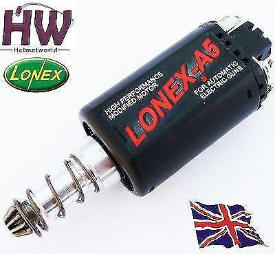 AIRSOFT AEG HIGH TORQUE TORQUE TORQUE DURABLE STANDARD MOTOR LONEX A5 ASG LONG M SERIES V2 538be9