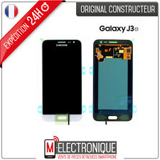 Ecran LCD Blanc Original Samsung Galaxy J3 2016 SM-J320