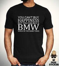 BMW Funny Parody T Shirt Car Owner M Power Sport Racing Gift Top Mens S