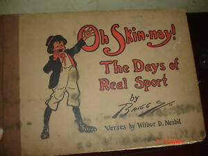 1913-1ST-ED-034-OH-SKINNAY-034-SPORTS-COMIC-BRIGGS-VOLLAND