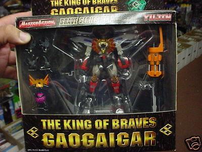 Gaogaigar-king der krieger - bild - serie   handeln.