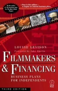 FILMMAKERS AND FINANCING PDF DOWNLOAD