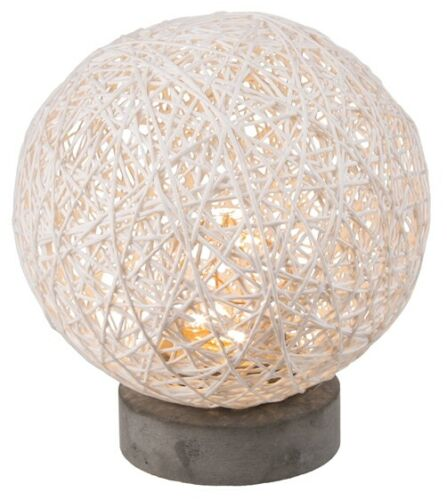 LED Rattan Kugel Dekolicht Lampe Leuchte Leuchtkugel Rattankugel Licht Deko