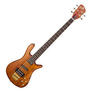 SX-ELECTRIC-BASS-5-STRING-ARCHED-BODY-NATURAL-SATIN-FINISH