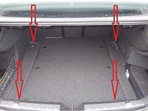 Floor Style Trunk Cargo Net for BMW 4 Series 420i 428i 430i 435i 440i M4 NEW