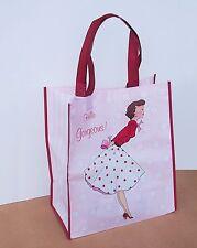 Vintage Reusable Shopping Mrs Smith Tote Bag Should Handbag Recycled Ladies