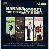 Barney Kessel - First Four Albums (2008) 2CDS