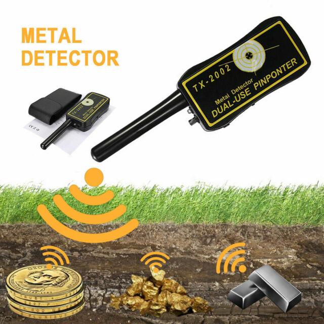 Metal Detector Handheld Pro Pointer Dual-Use Waterproof Sensitivity Pinpointer