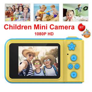 Mini-Digital-2-034-Cartoon-Cute-Children-Kids-Video-Camera-1080P-HDMI-Toddler-Toys