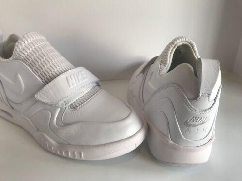 Air blanco Nib Challenge Sz8us cuero Tech Xviii Nike qPwEPf