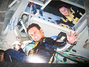 JAMES-MCAVOY-FASSBENDER-SIGNED-AUTOGRAPH-8x10-XMEN-DAYS-OF-FUTURES-PAST-PHOTO