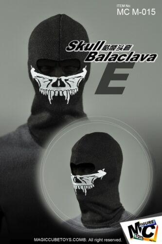Balaclava Mask Version E Magic Cube 1//6th Scale