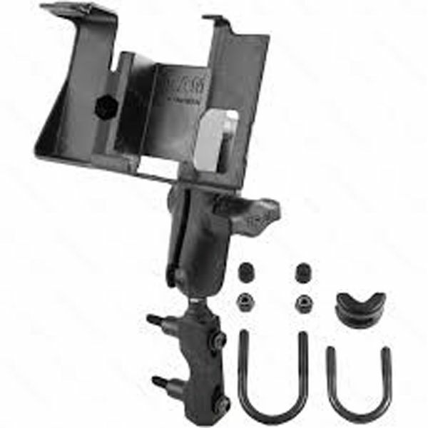MOTORCYCLE SUPPORT AND SCOOTER RAM-MOUNT FOR GARMIN NUVI 650,660 RAM-B-174-GA23U