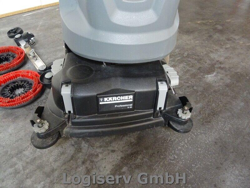 Bild 10 - Kärcher B60 W BP Pck Dose Bodenreinigungsmaschine Reinigungmaschine