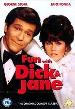 DAS GELD LIEGT AUF DER STRASSE- George Segal, Jane Fonda - DVD*NEU*OVP