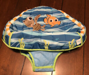 Bright Starts Finding Nemo Sea Of Activities Jumperoo Seat Cover Replacement