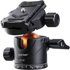 720 Degree Panoramic Ball Head Phone Mini Camera MENGS FY-1 360 Degree Panoramic Tabletop Camera Dolly 1//4 Mounting Screw for Monopod Magic Arms Ball Head