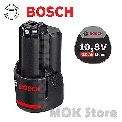 2,0 Ah O-B Bosch Professional Akkupack GBA 10,8 Volt GBA 12 Volt