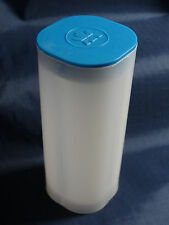 Empty Canadian Predator Series Cougar Tube, Blue Lid, 1 oz Silver, RCM –No Coins