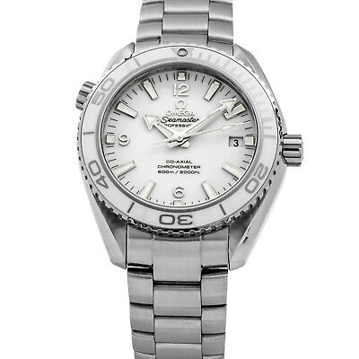 New Omega Seamaster Planet Ocean 600m Auto Ladies Watch 232.30.42.21.04.001