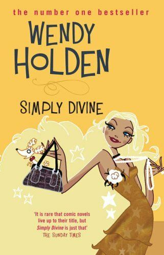 1 of 1 - Simply Divine,Wendy Holden- 9780747261292