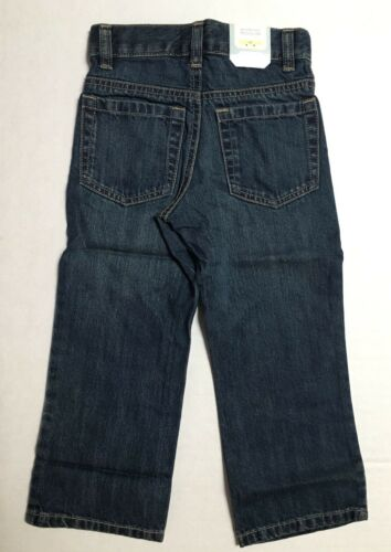 NWT Old Navy Size 4T Boys Regular Fit Denim Blue Jeans for Baby Medium Wash