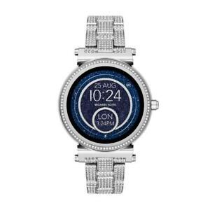 Michael-Kors-Women-039-s-Smartwatch-Sofie-MKT5024