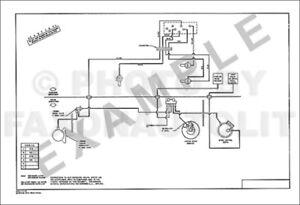 1986 ford mustang mercury capri vacuum diagram non emissions 5 0l at