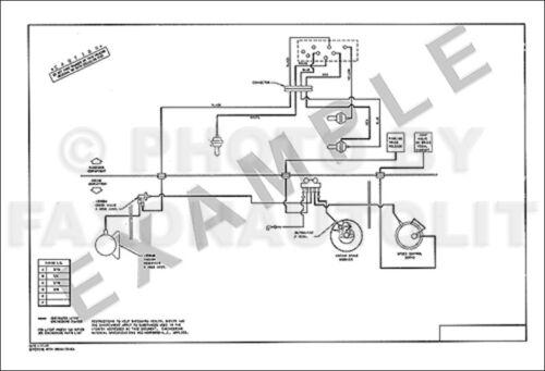 1986 Ford Mustang Mercury Capri Vacuum Diagram Non-Emissions 5.0L AT AC