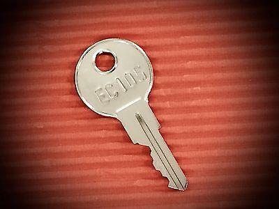 ROCK-OLA Jukebox  Cabinet Master Key #P600-Suits Many Models-Rockola!