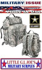 NEW US Military Assault Pack Backpack Molle II Acu Digital ACU Camo 3 Day pack