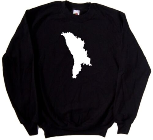 Moldova Outline Sweatshirt