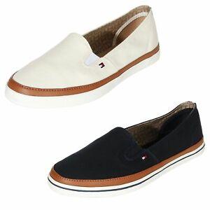 many styles coupon code cozy fresh Details zu Tommy Hilfiger Damen Slip On KESHA Sneaker Schuhe Gr. 36 37 38  39 40 41