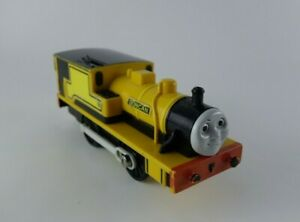 Duncan-Thomas-amp-Friends-Tank-Engine-Trackmaster-Motorized-Train-TOMY-Works-Flaw